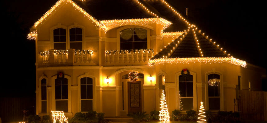 Seasonal Holiday Lighting