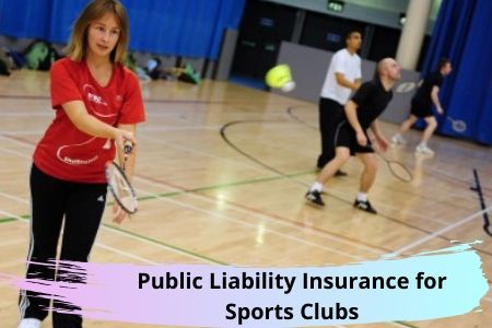 Public Liability Insurance For Sports Clubs