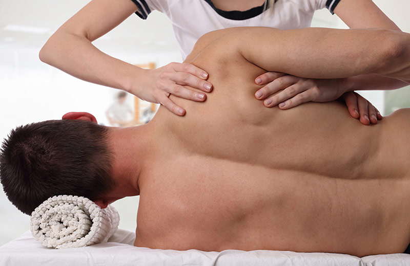 Remedial massage in Melbourne