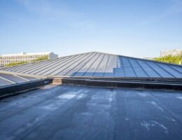 Commercial Roofing Company In Houston