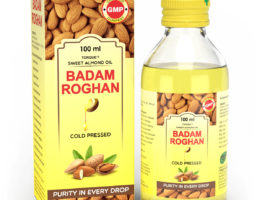 badam roghan oil