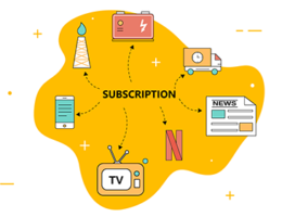 subscription revenue model